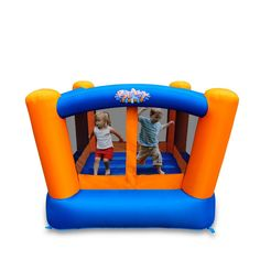 Amazon.com: Blast Zone Little Bopper Inflatable Bouncer: Toys & Games