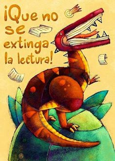 Que no se extinga Library Posters, Reading Posters, I Love Books, Books To Read, My Books, Reading Time, I Love Reading, Bookstore Design, Spanish Posters