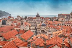 Though King's Landing scenes have been filmed in multiple locations, Dubrovnik seems to resemble the... - Getty