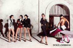 One Million Photo: Dolce & Gabbana | Primavera de 2015 | Inspiração S...