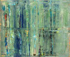 Ölmalerei - Abstract oil painting - RM 807 - 16 - ein Designerstück von RMocellin bei DaWanda