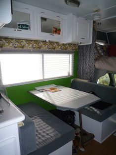 Old RV renovated into awesome! One day...