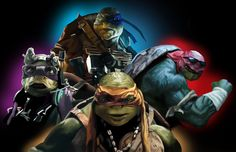 Teenage Mutant Ninja Turtles by HeroforPain.deviantart.com on @DeviantArt