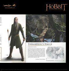 The Hobbit: Thranduil's Halls