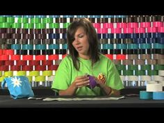The makers of Duck® brand Duct Tape show you, step by step, how to make a duct tape purse. This project is great for beginner to intermediate duct tape crafters.    Are you a duct tape fanatic? Check out the Duck Tape Club at http://www.ducktapeclub.com and join our growing legion of Duck Tape® fans or submit your latest duct tape creation to th...