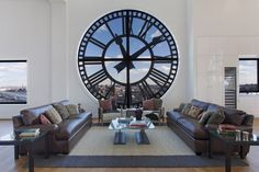 Brooklyn's Clock Tower Penthouse