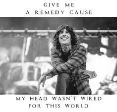 Avalanche- Bring Me The Horizon (Also, I like the background in the pic and LOVE Oli's hair!! )