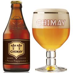 This Chimay Dorée might've been my favourite beer of the trip...