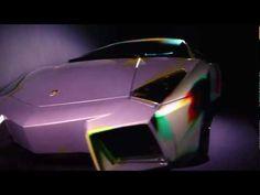 The Lamborghini Projection