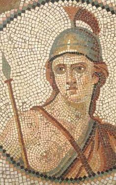 A roman mosaic #mosaic #roman