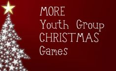 is passing along a few more awesome youth group Christmas games! Youth Ministry Games, Youth Group Activities, Youth Games, Ministry Ideas, Youth Groups, Therapy Activities, Christmas Group Games, Christmas Trivia, Holiday Games