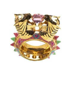 by Manish Arora & Amrapali:  Fine Jewelry Spring 2013 - New Jewelry Collections - ELLE