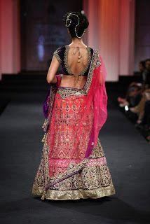 Vikram Phadnis Bridal Outfit