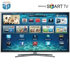 Buy Samsung LED HD Smart TV, 40 Inch with Freesat/Freeview HD & Glasses from our Samsung Televisions range at John Lewis. Free Delivery on orders over Tv 3d, 3d Tvs, Tv Samsung, Samsung Smart Tv, Plasma Tv, Home Theater, Usb, 4k Television, Mini System