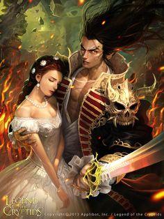 Artist: Woochul Lee aka atomiiii - Title: The Phantom of the Opera
