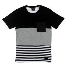 Rad | FLMP Tee Staple Black