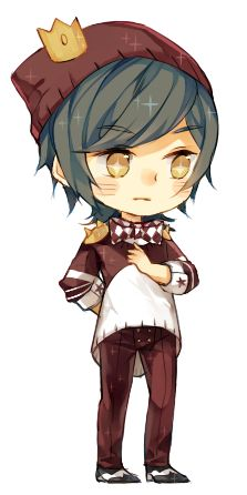 sparkle chibi: cmmn 2/2 by ruuto-kun.deviantart.com on @deviantART