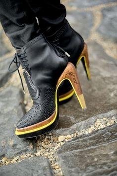 Crazy boots |=