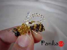 Beaded Bumble Bee