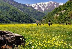 Iran, north