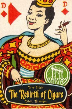 Cool Drew Estate Cigars Graphic.  see more at www.AbsoluteCigars.com
