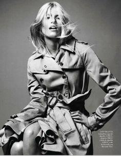 Louise Parker for Vogue Spain #fashioneditorial #monoymono