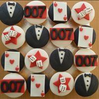 james bond cupcakes - Bing Images