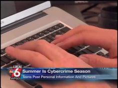Cybercrime more prevalent during summer months