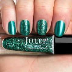 Julep Esmeralda | Julep. Now this color rocks the holidays.