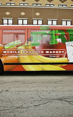 A Grocery Store In A Bus Drives Fresh Food To The Food Deserts | Co.Exist | ideas + impact