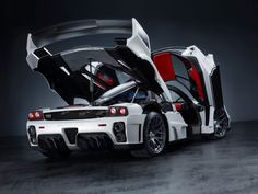 ferrari enzo white hd