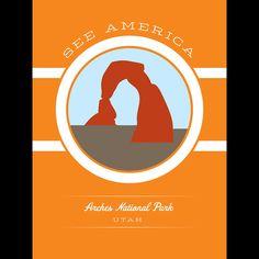 Arches National Park by Brandon Kish  #SeeAmerica