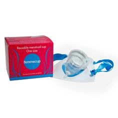 Femmecup Reusable Menstrual Cup now available at Superdrugs stores in UK
