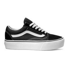 Descubre Zapatillas Old Skool de plataforma hoy en Vans. La tienda oficial online. Envío y devoluciones gratuitas.