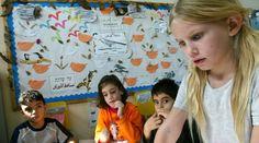 How Should U.S. Teachers Talk to Kids About War in Gaza?