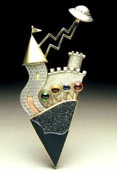 Yumi Ueno Art Jewelry & Metal