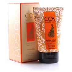 GOA - Facial Cleanser Green Tea #BCWishlist This cleans my skin and makes it more radiant.