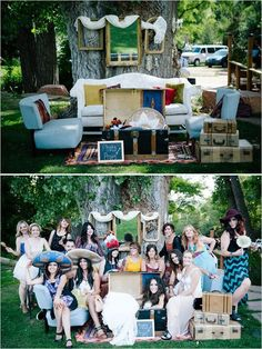 How to Build Your Own Photobooth For a Crazy Wedding Reception