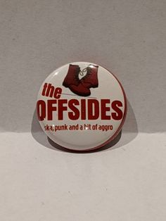 Punk Band Button, Featuring The Offsides Cool Kids Club, Pop Punk Bands, Geek Fashion, Band Logos, Band Posters, Cool Bands, Dumb And Dumber, Garageband, Cool Designs