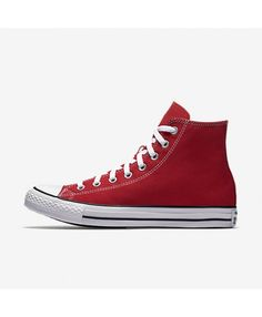 46807b4ccb2 Converse Chuck Taylor All Star High Top Red M9621-600 Männer Converse  Sportschuhe
