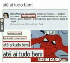 Read Capítulo 1 from the story MEMES BR by (Ateez and Stray Kids in your area) with reads. Sao Memes, Dankest Memes, Funny Images, Funny Pictures, Wtf Funny, Little Memes, Funny Comics, Best Memes, Comedy