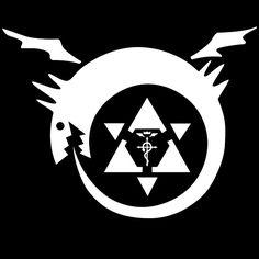 Fullmetal Alchemist Brotherhood Symbol 1000 Images About Full Metal