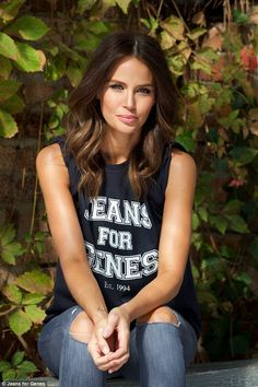 Glamazon: Married to former professional rugby league player Braith Anasta, Australian model and actress Jodi Anasta has been known to be one of NRL's most glamorous WAGs