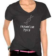 Super Scientists. Franklin. Women T Shirt