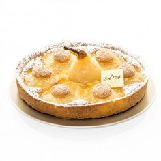 Tarte poire Bourdaloue Lenotre, Gaston, Delicious Desserts, Pear Tart, Tarts