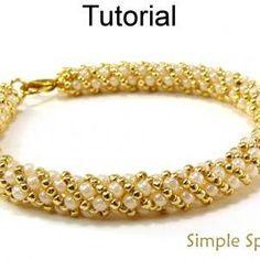 Beading Tutorial Pattern Bracelet N..