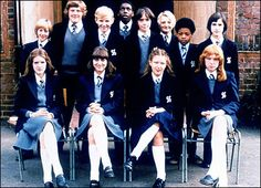 Grange Hill Best kids programme ever.i was never home in time for Grange hill and even if i was i was never allowed to watch it 1970s Childhood, My Childhood Memories, Bbc Kids, 1980s Kids, 1980s Tv, 1990s, Best Kids Watches, Kids Tv Shows, Vintage Tv