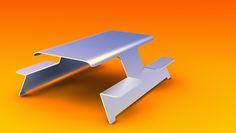 Furniture by Nathan Mills at Coroflot.com