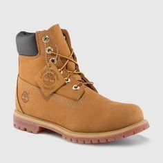 Timberland - Women's 6 Inch Premium Boot (Wheat)