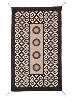 Four Mixtec Years Rug